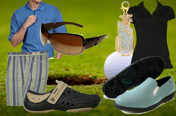 Golf apparel from O.co