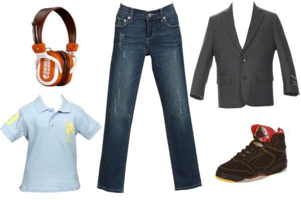 Back-to-School Fashion for Boys