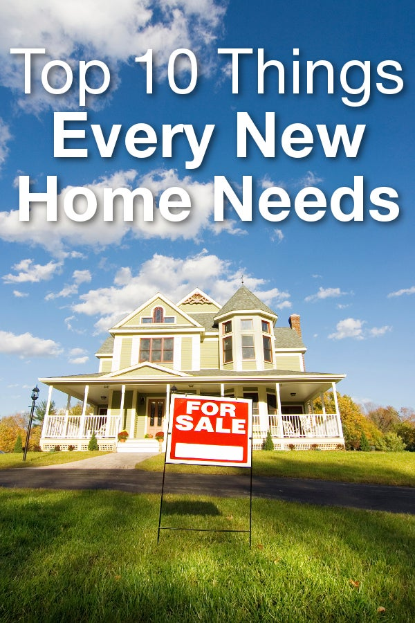 Things Every House Needs 28+ [ things you need for a new house ] | southview homes new