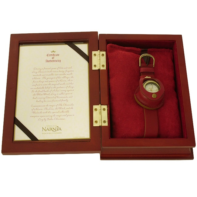 Narnia Limited Edition Lucy's Magic Vial Watch