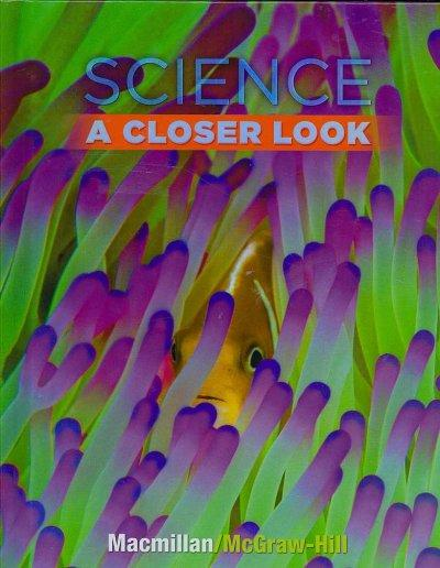 Science - Grade 3: A Closer Look (Hardcover)
