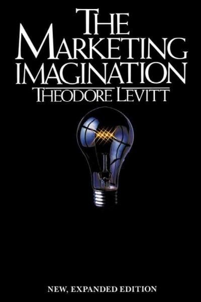 The Marketing Imagination (Paperback)
