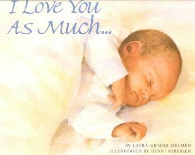 I Love You As Much... (Paperback)