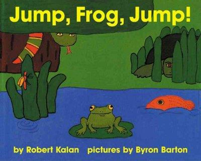 Jump, Frog, Jump! (Board book)