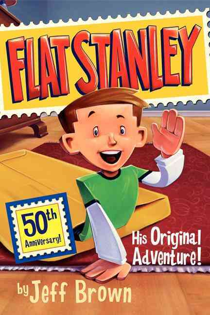 Flat Stanley: His Original Adventure (Paperback)