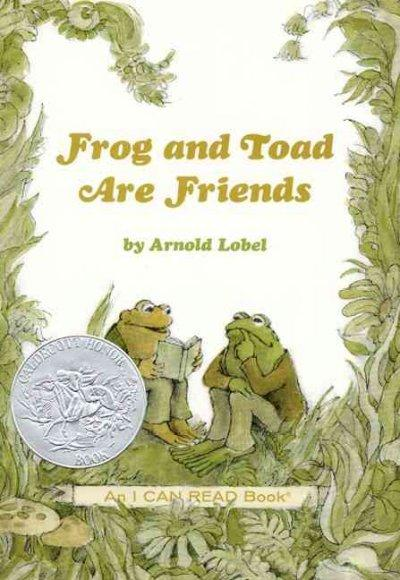 Frog and Toad Are Friends (Hardcover)