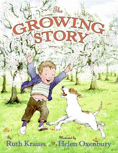 The Growing Story (Hardcover)