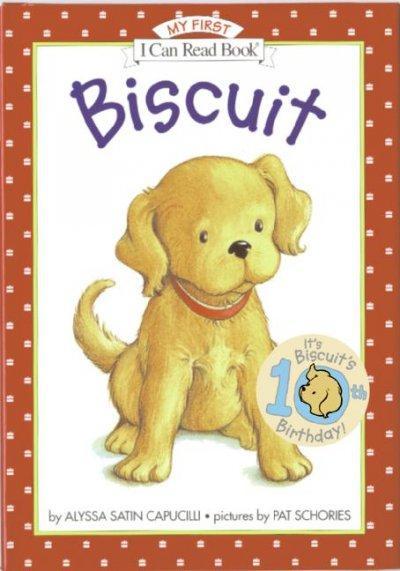 Biscuit (Hardcover)