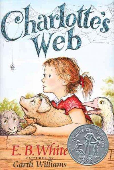 Charlottes Web (Hardcover)