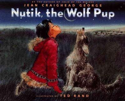 Nutik, the Wolf Pup (Hardcover)