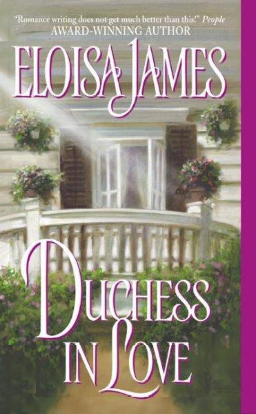 Duchess in Love (Paperback)