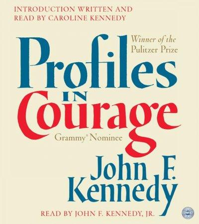 Profiles in Courage (CD-Audio) - Thumbnail 0