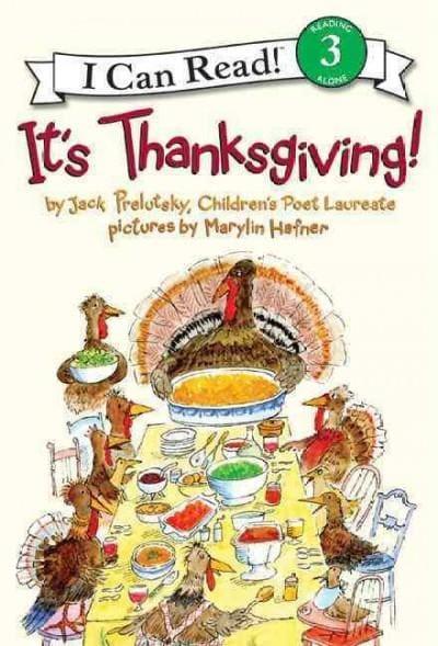 It's Thanksgiving! (Paperback)