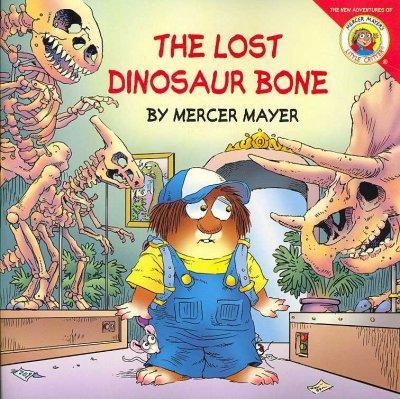 The Lost Dinosaur Bone (Paperback)