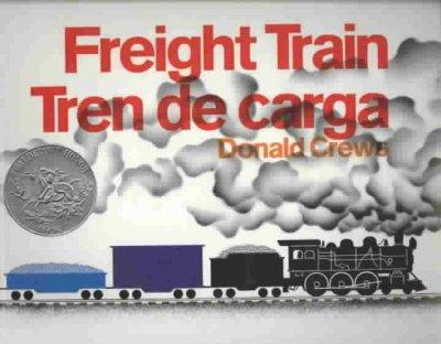 Freight train/ Tren de Carga (Paperback)