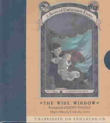 The Wide Window (CD-Audio)