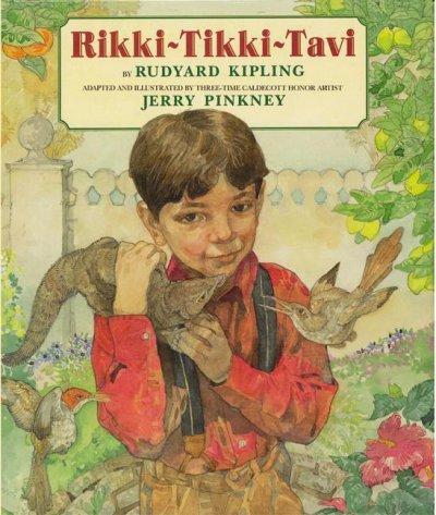 Rikki-tikki-tavi (Paperback)