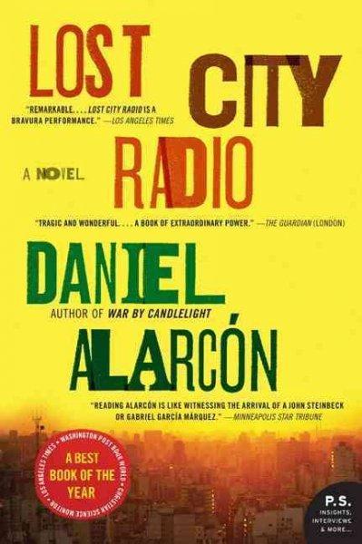Lost City Radio (Paperback)