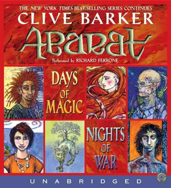 Abarat: Days of Magic Nights of War (CD-Audio)