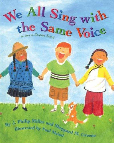 We All Sing With The Same Voice (Paperback)