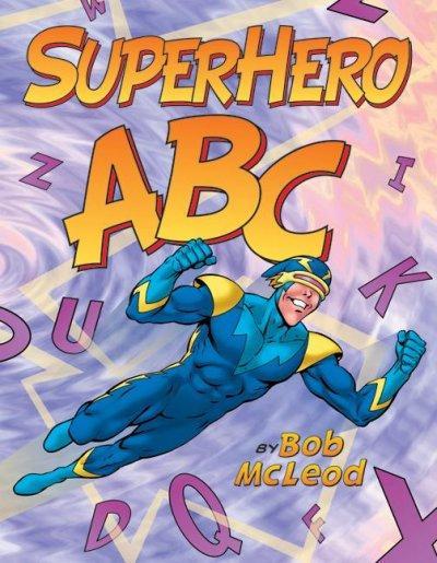 SuperHero ABC (Paperback)