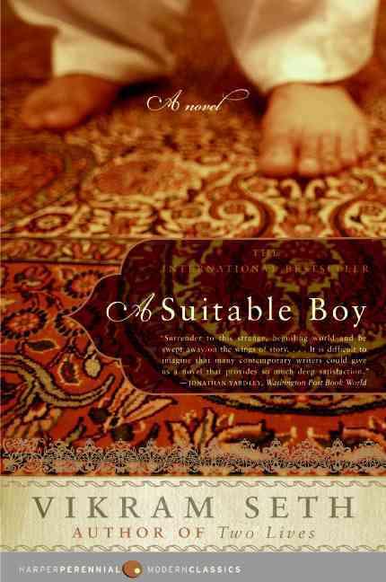A Suitable Boy (Paperback)