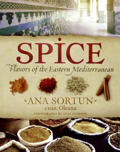 Spice: Flavors of the Eastern Mediterranean (Hardcover)