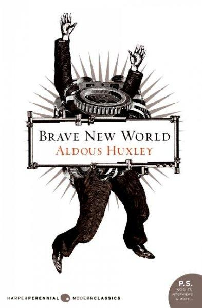 Brave New World (Paperback) - Thumbnail 0