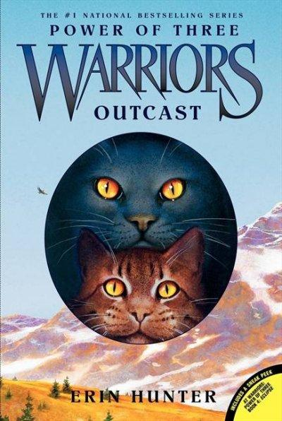 Outcast (Paperback)