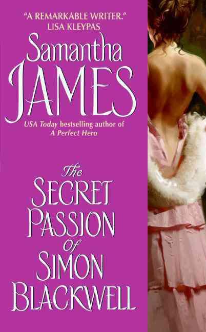 The Secret Passion of Simon Blackwell (Paperback)