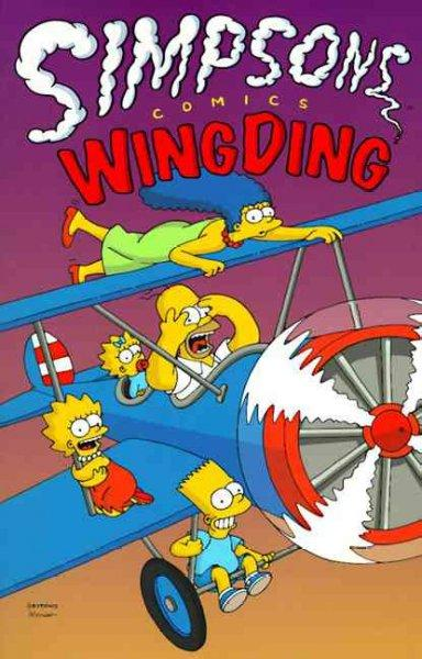 Simpsons Comics Wingding (Paperback)