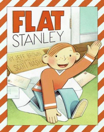 Flat Stanley (Hardcover)