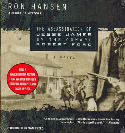 The Assassination of Jesse James by the Coward Robert Ford (CD-Audio)