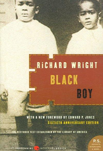 Black Boy (Paperback)