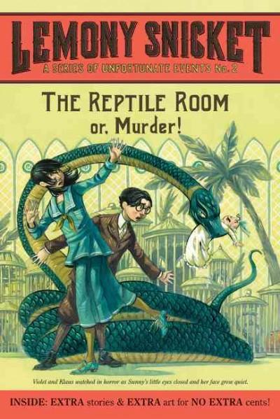 The Reptile Room (Paperback)