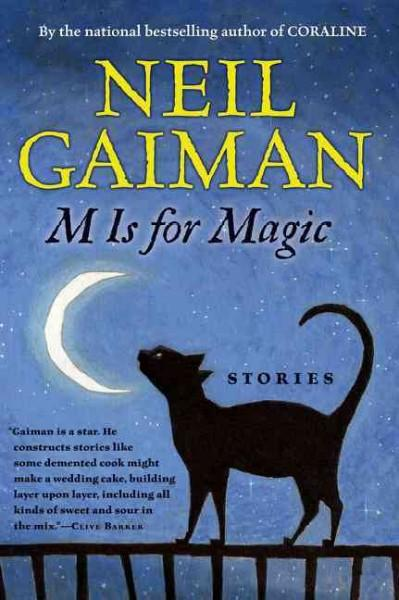 M Is for Magic (Paperback)