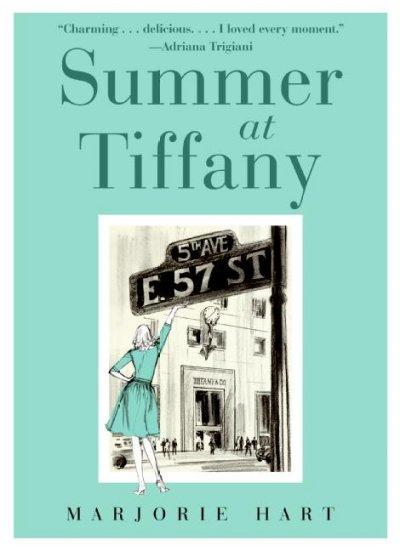 Summer at Tiffany (Hardcover)