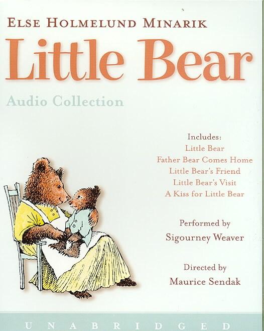 Little Bear Audio Collection: Little Bear, Father Bear Comes Home, Little Bear's Friend, Little Bear's Visit, a Ki... (CD-Audio)