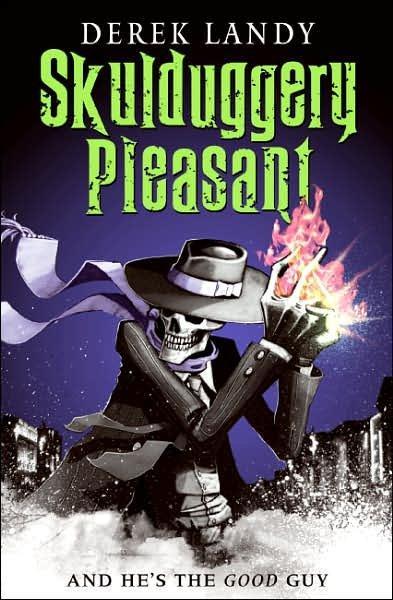 Skulduggery Pleasant (Hardcover)