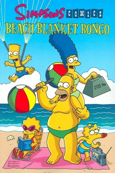 Simpsons Comics Beach Blanket Bongo (Paperback)