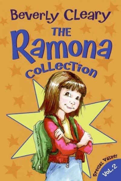 The Ramona Collection 2: Ramona and Her Mother; Ramona Quimby, Age 8; Ramona Forever; Ramona's World (Paperback)