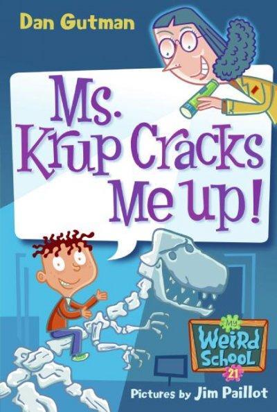 Ms. Krup Cracks Me Up! (Paperback)