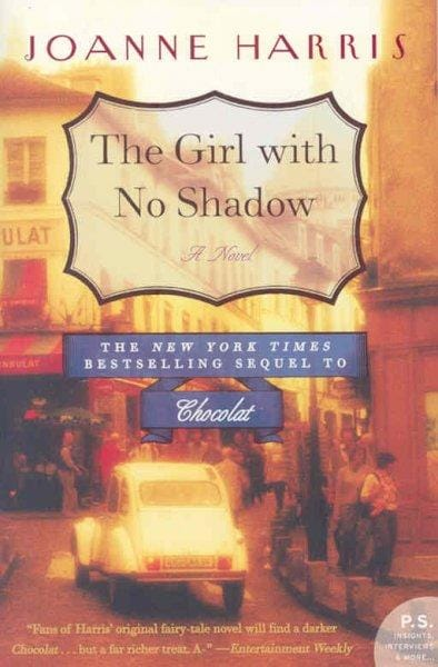 The Girl with No Shadow (Paperback)