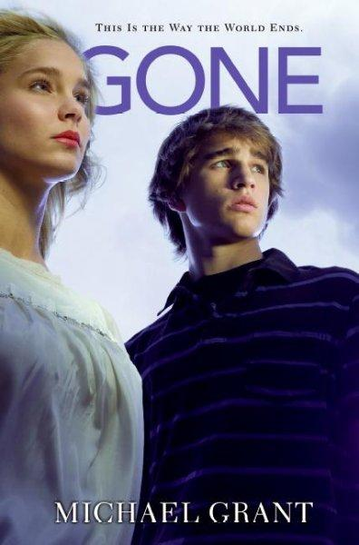 Gone (Hardcover) - Thumbnail 0