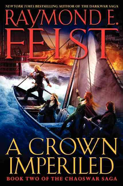 A Crown Imperiled (Hardcover)