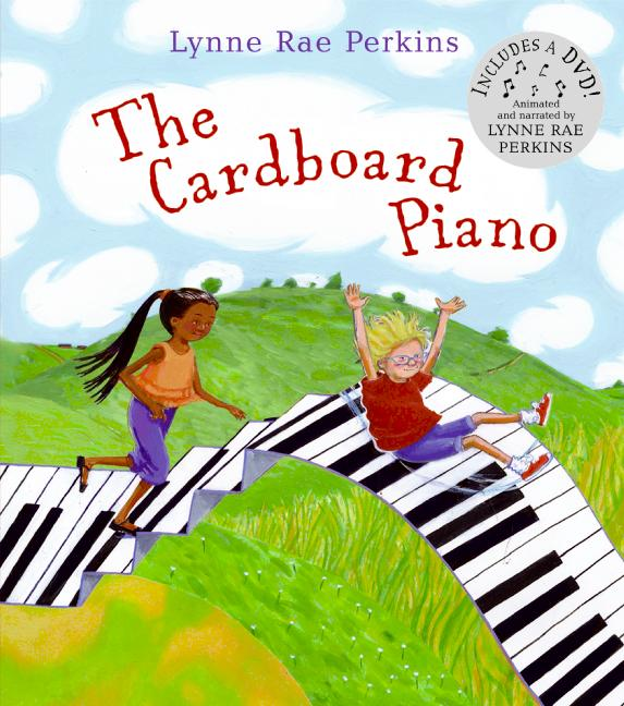 The Cardboard Piano (Hardcover)