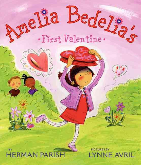Amelia Bedelia's First Valentine (Paperback)