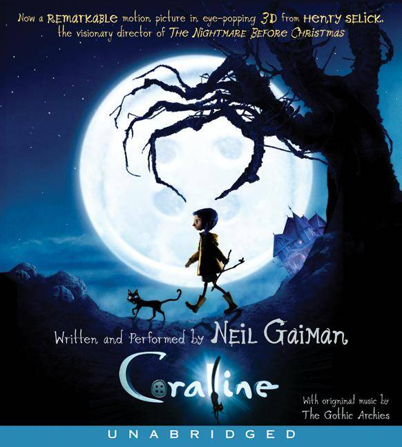 Coraline (CD-Audio)