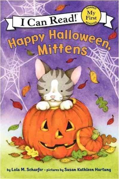 Happy Halloween, Mittens (Paperback)