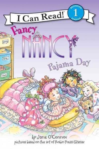 Fancy Nancy Pajama Day (Paperback)
